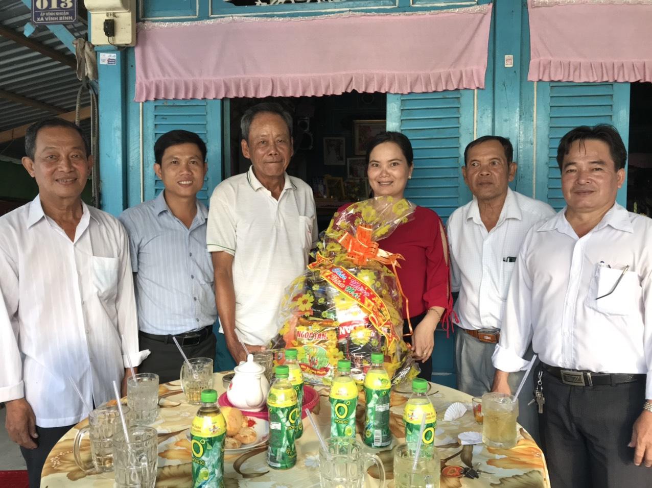Chăm lo cho cán bộ, hội viên nông dân là người dân tộc Khmer đón Tết cổ truyền Chôl Chnăm Thmây