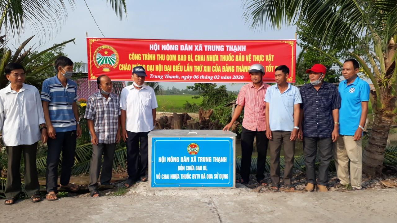 Phát huy vai trò Hội Nông dân trong bảo vệ môi trường
