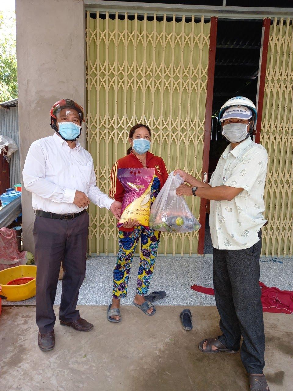 Hội Nông dân các cấp tích cực phòng chống dịch COVID-19