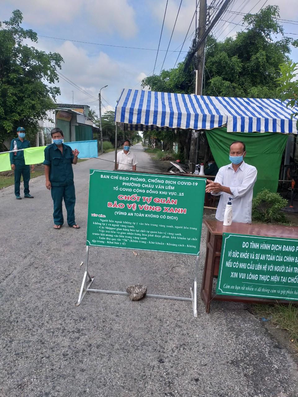 """Hội Nông dân quận Ô Môn chung tay bảo vệ """"vùng xanh"""""""